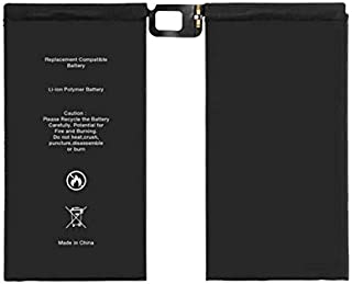 Timetech Fast Charging OEM Battery Replacement Compatible for iPad 2 3 4 5 6 AIR 1 2 Mini 1 2 3 4 & PRO (iPad Pro 12.9'')