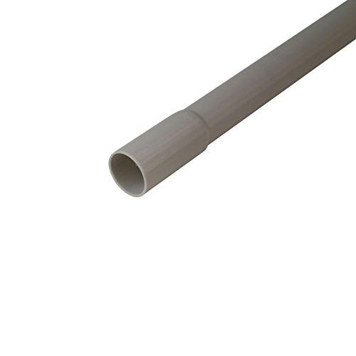 Sonstige 407041 Isolierrohr starr EN16 Klassifizierung2221 grau 2m
