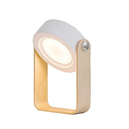 Moon Home LED luz nocturna interruptor táctil USB carga múltiples luces de uso múltiple
