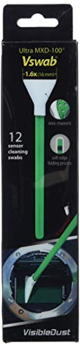 MXD Sensor Cleaning Swabs (1.6X) Green