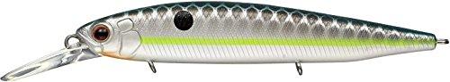エバーグリーン(EVERGREEN) ジャークベイト モード フェイス87 8.7cm 8.5g クイーンシャッド. #289