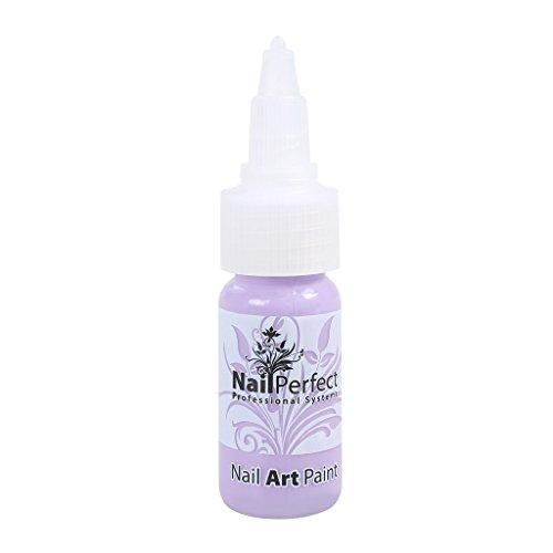Nail Perfect - #016 Lilac - Nail Art Paint