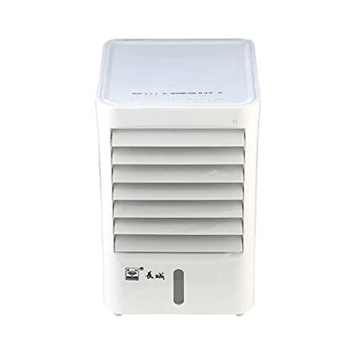 Aire Acondicionado Portatil Refrigeradores evaporativos refrigerador de aire mini aire acondicionado humidificación agua refrigeración ventilador pequeño aire acondicionado ventilador hielo cristal fr
