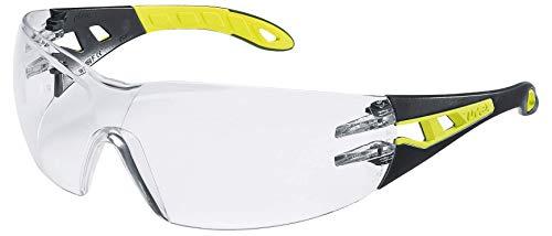 Uvex Pheos S Gafas de Seguridad - Protección Laboral - Transparente