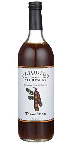 Liquid Alchemist Tamarindo Cocktail Syrup, Drink Mixer, Soda Syrup - Natural, Premium, Small Batch Syrups (25 oz)