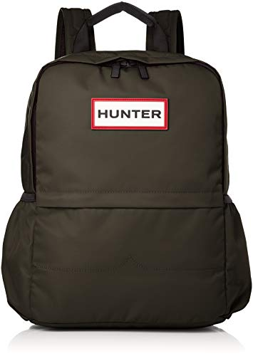 Hunter Mochila Unisex Original Nylon Kaki U