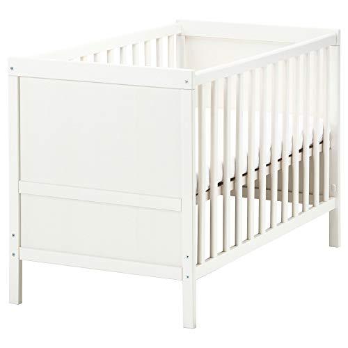 Ikea 302.485.75 Sundvik Kinderbett, Weiß