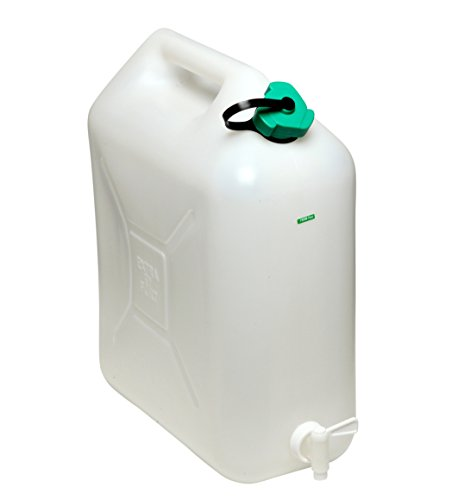 Plastic Water Carrier And Dispenser with Tap 20 litres