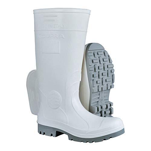 Cofra 00010-046.W42 Chaussures de sécurité New Galaxy S4 Ci SRC Taille 42 Blanc