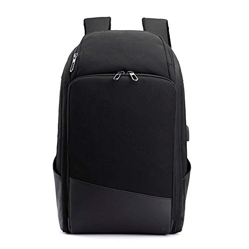 Ys-s Personalización de la tienda Nuevo negocio mochila tendencia multifunción mochila de 15 pulgadas portátil de gran capacidad maletín transpirable, resistente al desgaste, aligerar, mochila de viaj