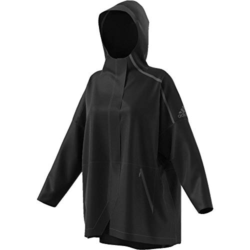adidas Damen Z.N.E Supershell Jacke, Black, M