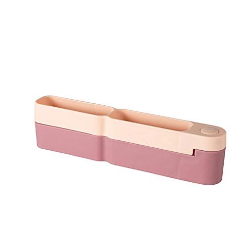 YIXIN2013SHOP Zapatero de baño, zapatero de baño, estante plegable para inodoro, montado en la pared, puerta de zapatero apilable, estante de almacenamiento de zapatos (color: 1 unidad)