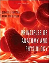 Principles of Anatomy and Physiology 12th (twelve) edition Text Only