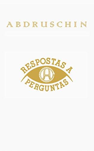 Respostas a Perguntas (Portuguese Edition)