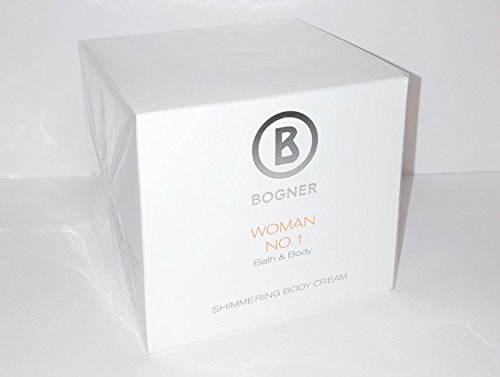 Bogner No.1 femme/woman, Body Cream, 1er Pack (1 x 200 ml)