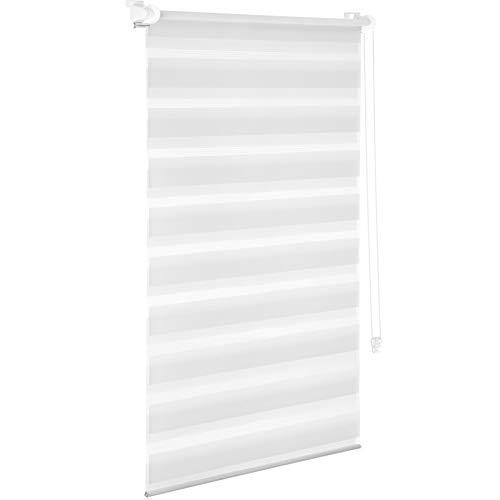 TecTake Store Enrouleur - Blanc - diverses Tailles au Choix - (60x120cm)