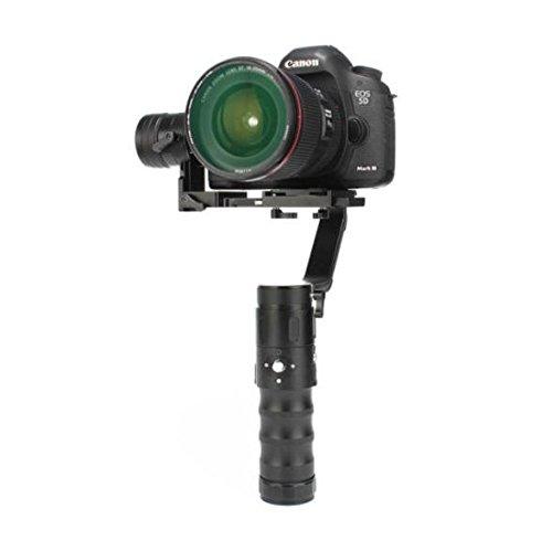 CS PRIORITY Beholder EC1 32-bit Handheld 360 Degrees Camera Gimbal Stabilizer for A7S 6D/5D/7D Mirrorless & DSLR Cameras VS DS1 MS1