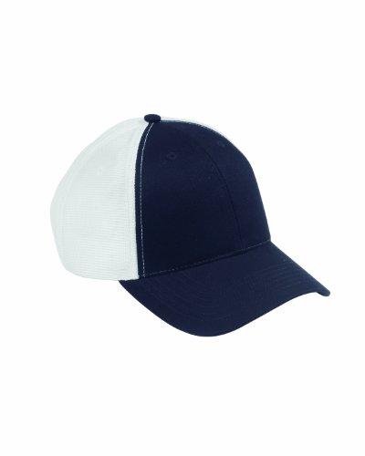 OSTM BX OSTM OLD SCHOOL MESH BB CAP NAVY/ WHITE OS