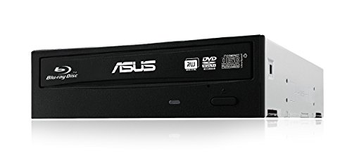 ASUS BW-16D1HT - ultra-fast 16X Blu-ray burner with M-DISC support