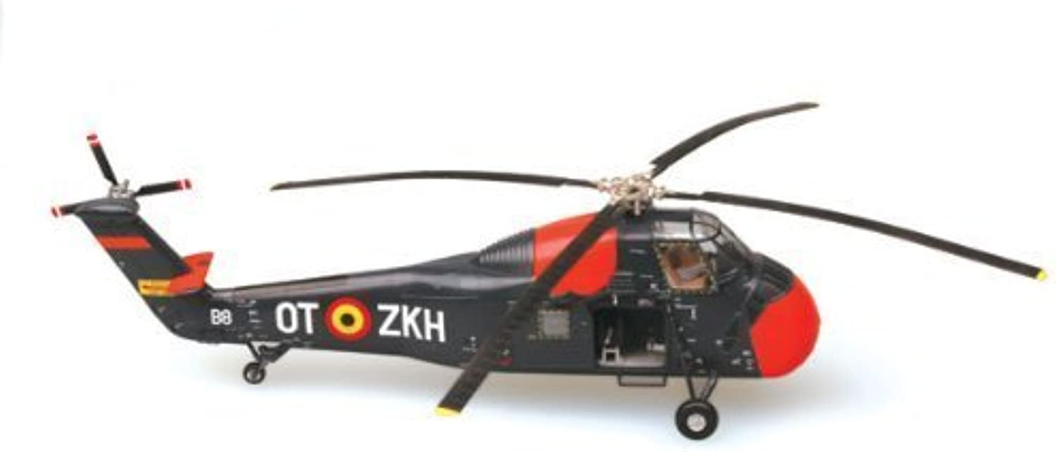 EASY MODELS  H34 CHOCTAW HELICOPTER  BELGIUM 1 72 (1) by Easy Model