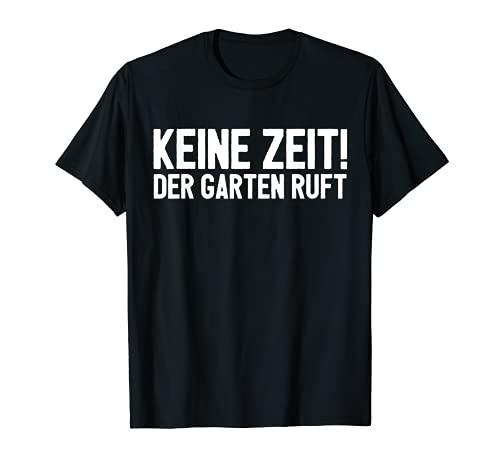 Gärtner Hobbygärtner Spruch Opa Rentner Vatertag Geschenk T-Shirt