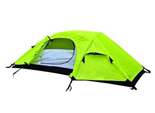 NTK Windy 1 Man Dome Bivy Lightweight Tent, 8 x 5FT Outdoor Dome Backpacking Recon Tent 100% Waterproof 2500mm, Super Compact, Durable Fabric Full Coverage Rainfly - Micro-Mesh Screen.