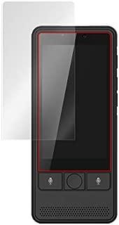 KAZUNA eTalk 5 用 日本製 指紋が目立たない 傷修復液晶保護フィルム OverLay Magic OMKAZUNAETALK5/12