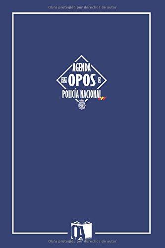 Agenda para opos de Policía Nacional: Agenda oposiciones Policía Nacional (escala básica)