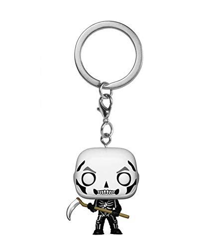 Funko Pocket Pop! Keychain: Fortnite: Skull Trooper