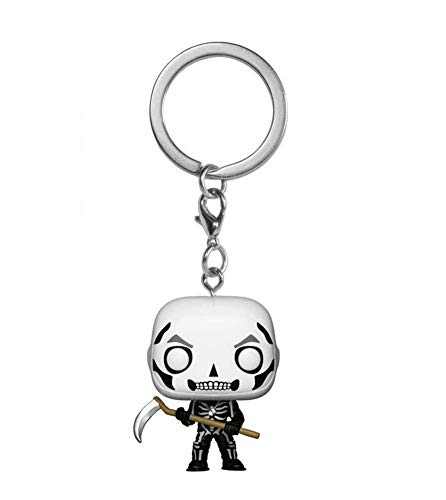 Pocket Pop! Keychain: Fortnite: Skull Trooper