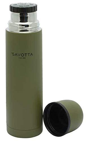 Savotta Army Isolierflasche 0,5 Liter, Oliv