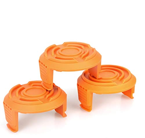 Eventronic Trimmer Replacement Spool Cap Covers Compatible with Worx...