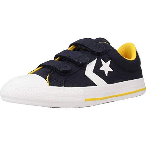 Converse Laufschuhe Jungen, Farbe Blau, Marke, Modell Laufschuhe Jungen Star Player 3V - OX Blau