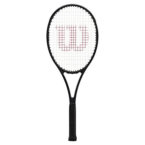 Wilson Pro Staff RF97 v13 - Raqueta de tenis (tamaño de agarre de 4 1/4')
