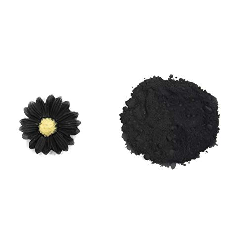 Black Petal Dust, 4 gram container