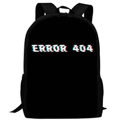 XCNGG Shape Design Art Unisex Fully Printed Backpack Casual Hiking Travel Daypack Laptop Bookbag Business College Shoulder Bag