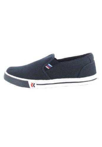 Romika Laser, Unisex-Erwachsene Slip On Sneaker, Blau (Blau 500), 39 EU