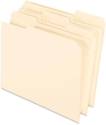 Manila File Folders 1 3-Cut Latest item At the price Size Right Position Letter Tabs