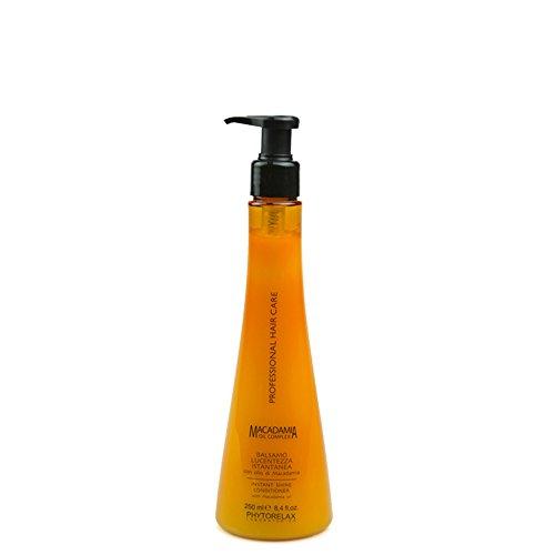 Phytorelax Haarspülung Instant Shine 250.0 ml, Preis/100 ml: 3.19 EUR
