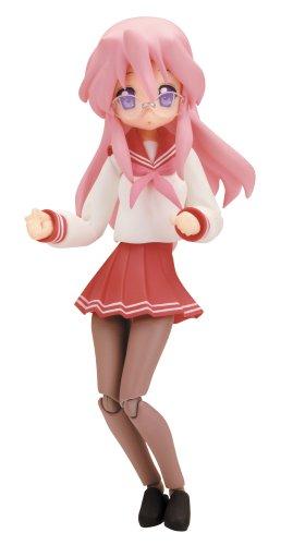 FIGMA - Miyuki Takara Figurine Winter School Uniform ver. (Lucky Star)