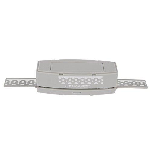 Fiskars Cartucho intercambiable para crear bordes, Encaje, para Perforadora de bordes (Producto Nº 1004688) 1016284