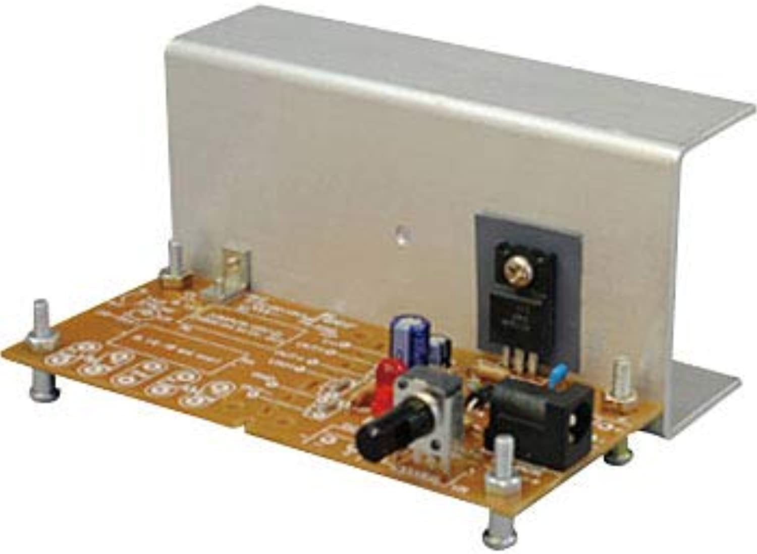 Variable output and stabilize the power supply unit