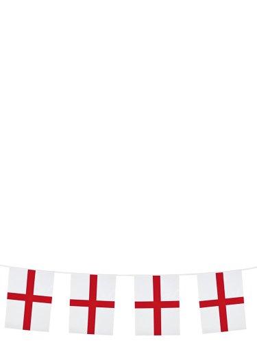Generique - Guirlande fanions papier Angleterre