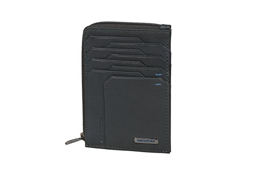 Spectrolite SLG - All-in-One Wallet with Zip Around Credit...
