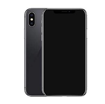 Non-Working Metallic Genuine Glass Replica Phone Dummy Display Phone for Phone X XS  X Grey Black Screen