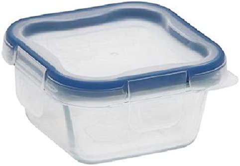 Max 50% Direct sale of manufacturer OFF Snapware Total Solution Pyrex Glass 6pc Storage Food Square Blu