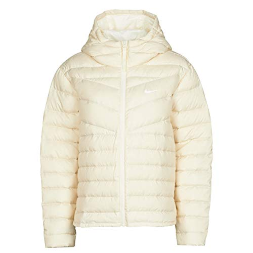 Intersport WR Lt WT Giacca, Oatmeal/Palle Ivory/White, M Donna