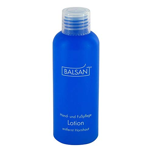 BALSAN Lotion neu z.Hornhautentfernung 150 ml