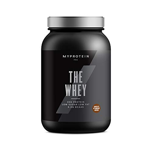 Myprotein  The WHEY, Whey Protein for Building Muscle, Aminogen and DigeZyme, Low Fat Whey Protein Powder, Whey Protein Hydrolysate, Low Carb Protein Powder, Triblend, Vanilla Ice Cream, 30 Servings