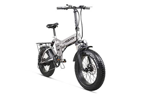 VOZCVOX Bicicleta de montaña eléctrica 26...